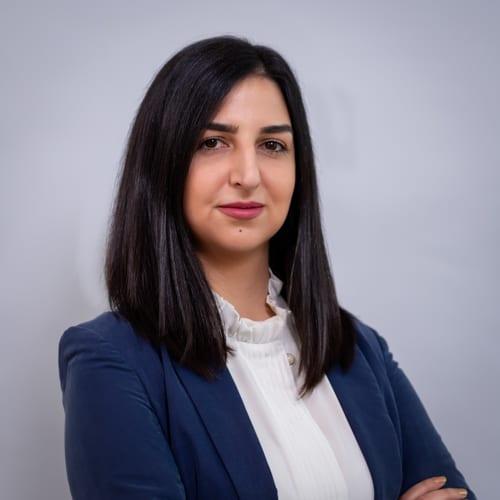 Emilija Radojev - Lawyer Belgrade
