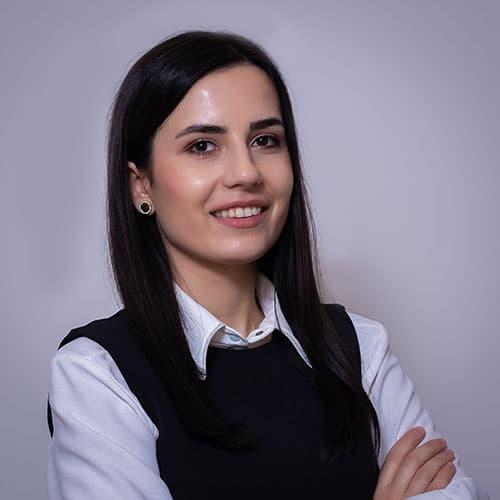 Amina Kajevic, attorney Belgrade
