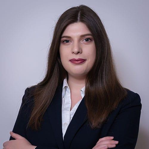 Marija Spasić, Milosevic Law, attorney Belgrade