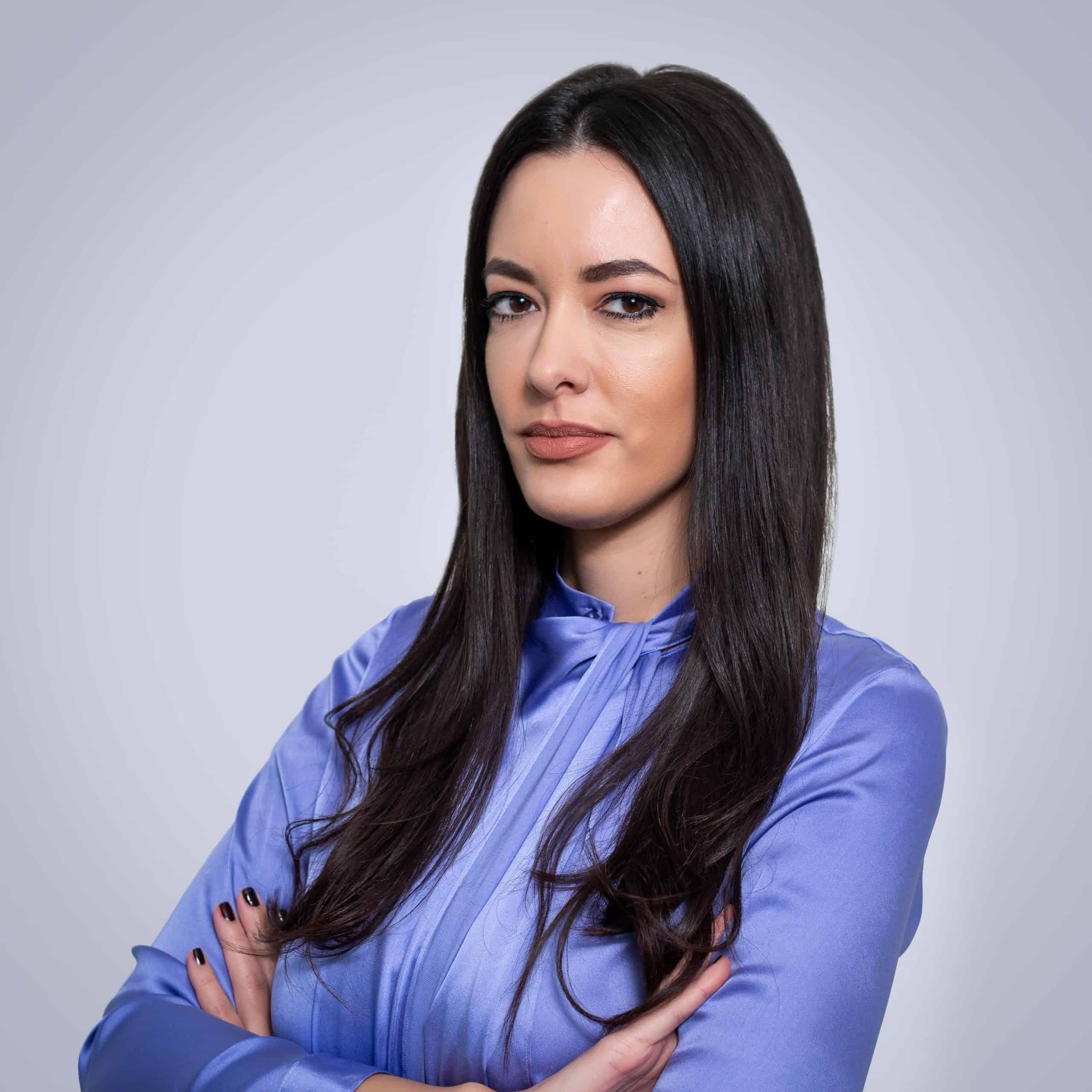 Mila Drljević, Attorney Belgrade