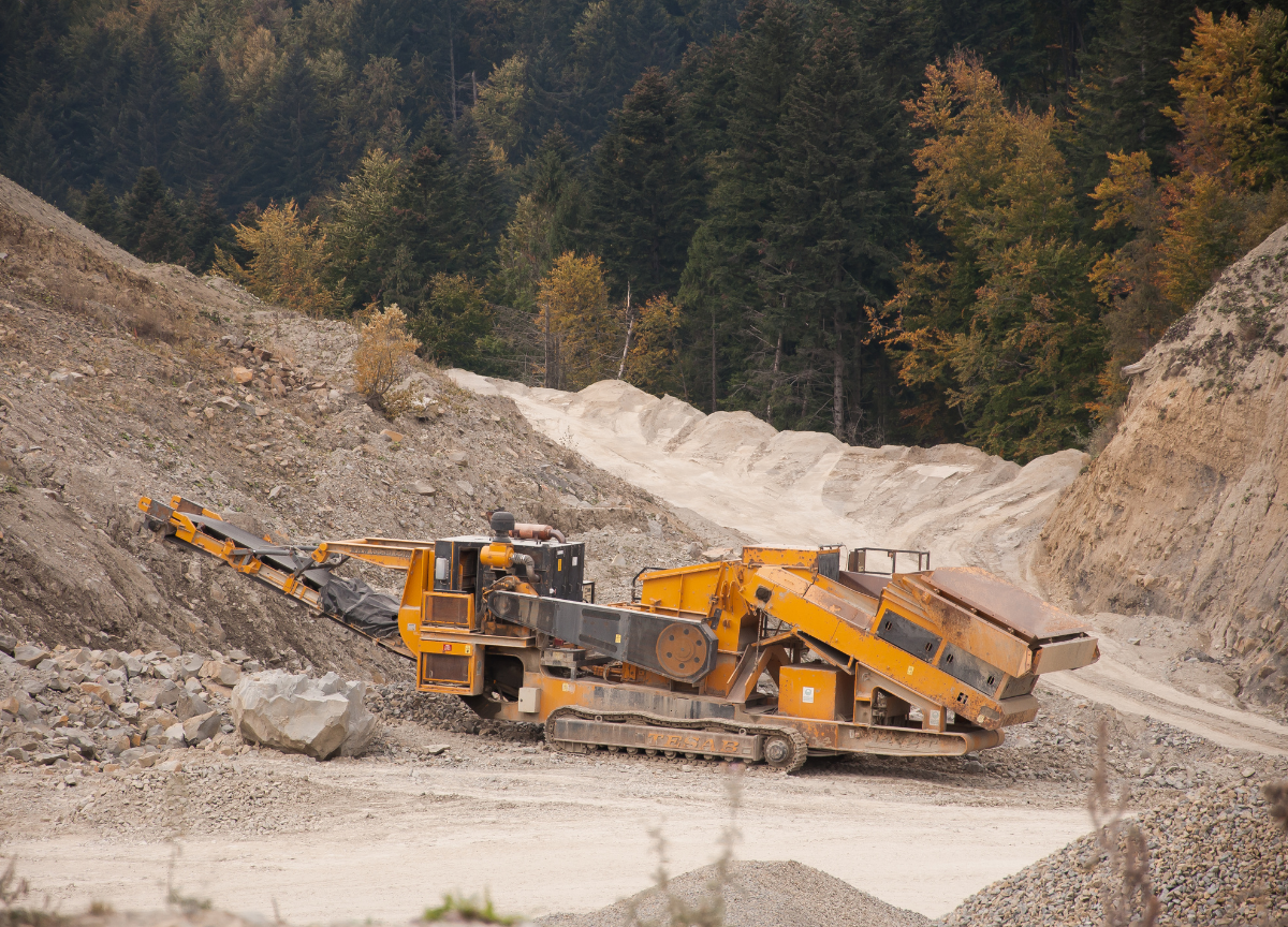 Drastically Increased Fines for Excavation of Mineral Resources Without Approval