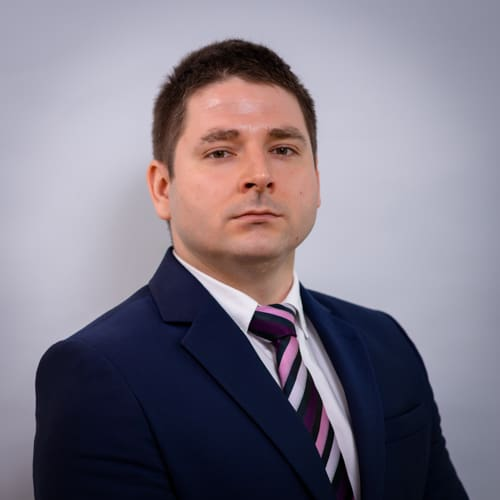 Dusan Vukadin - Lawyer Belgrade