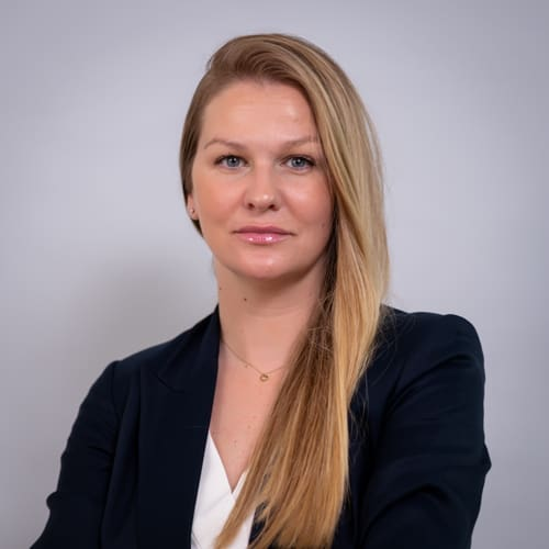 Tijana Milosevic - Lawyer belgrade