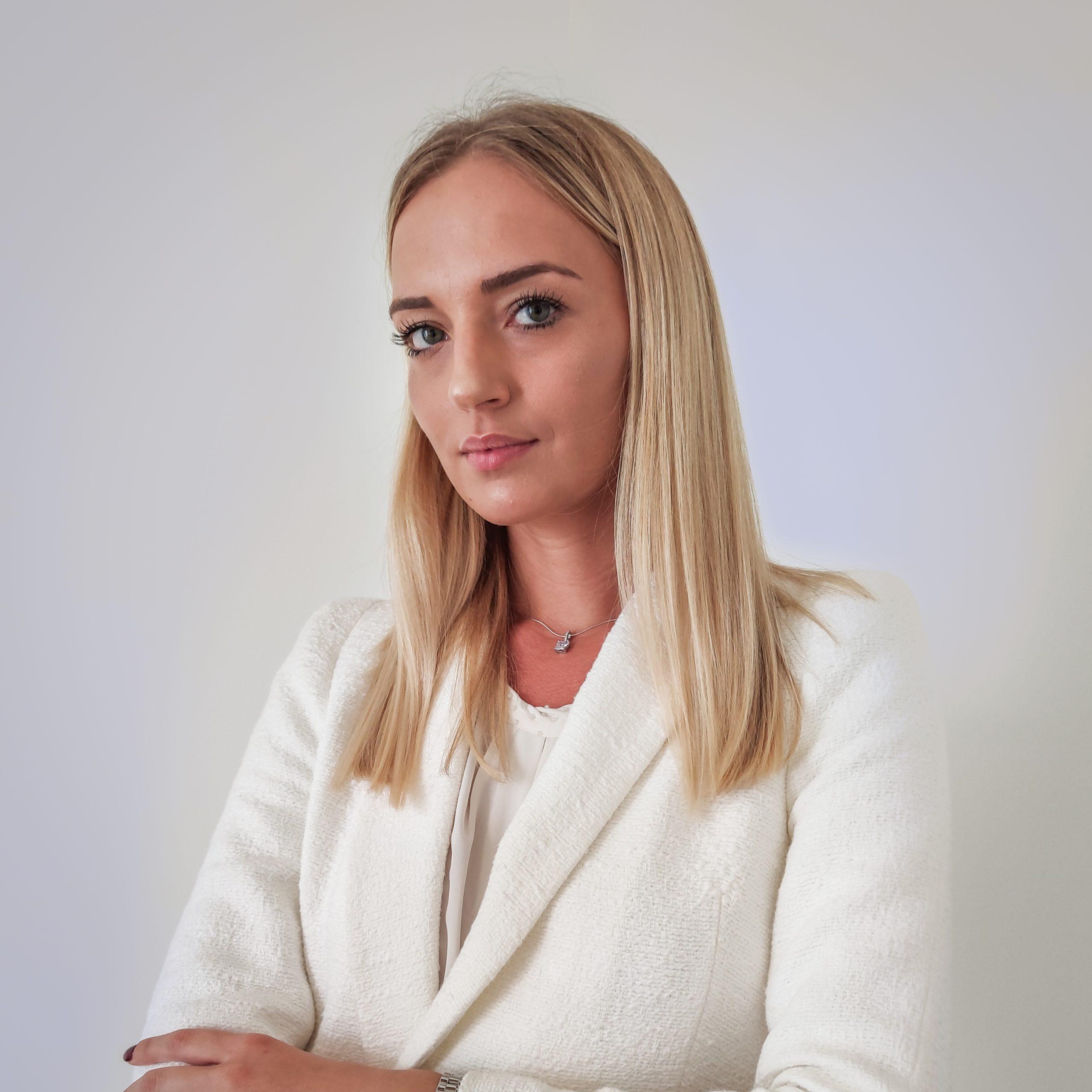 Maja Grbić, Attorney, Lawyer Belgrade, Milosevic Law Firm